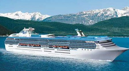 Island Princess – Cruises