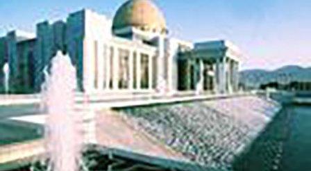 Presidential Palace – Turquemenistão