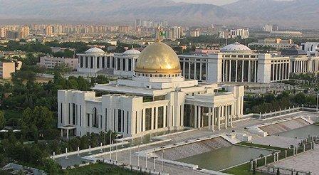 Presidential Palace Ashgabat – Turquemenistão
